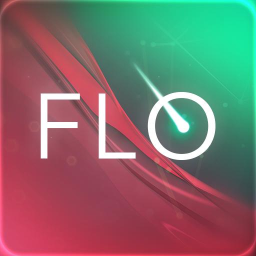 Free flowing infinite runner - FLO Game