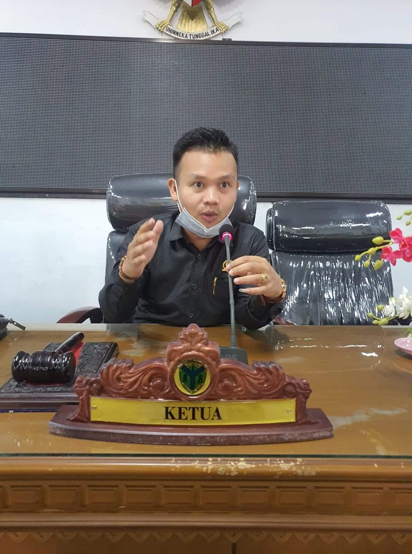 Fraksi Nasdem Tolak Pembangunan Gedung DPRD Batanghari