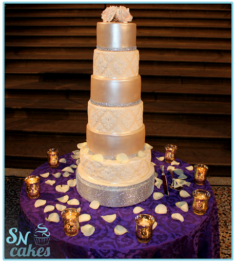 Gallery - Wedding Cakes - SN Cakes - West London based Cakes and ...