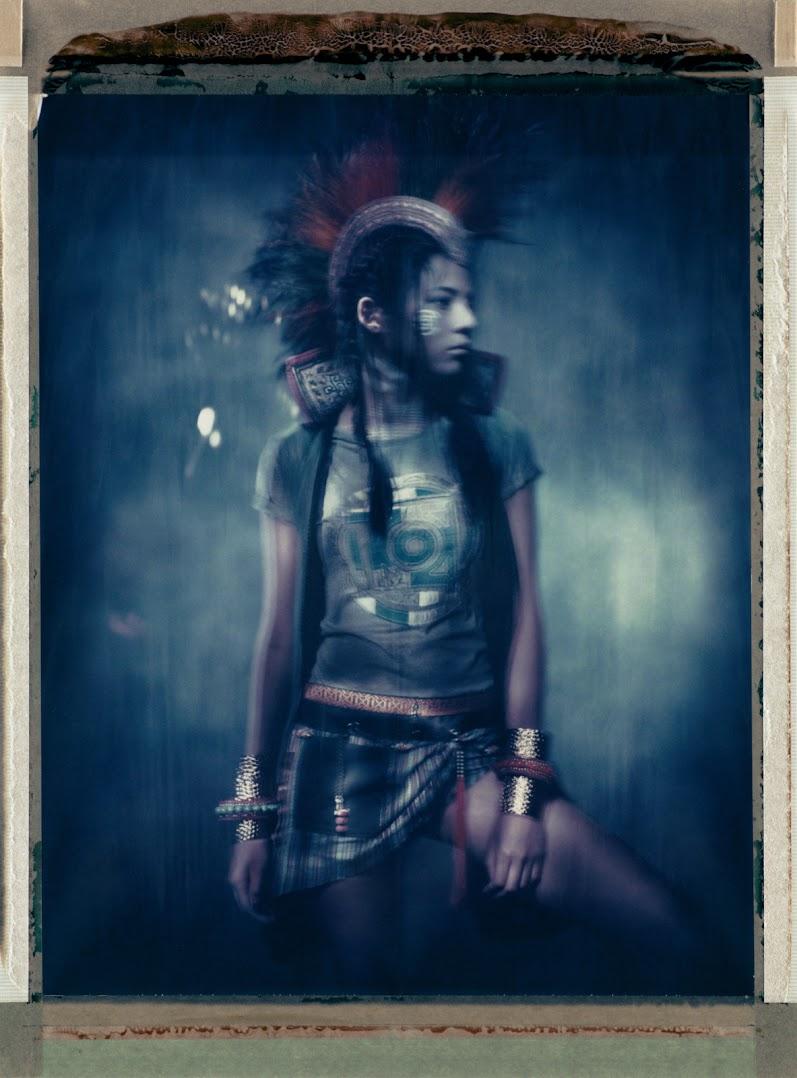 *CLOT FW 2012:Tribesmen 找來夏永康拍出民族圖騰藝術品 4