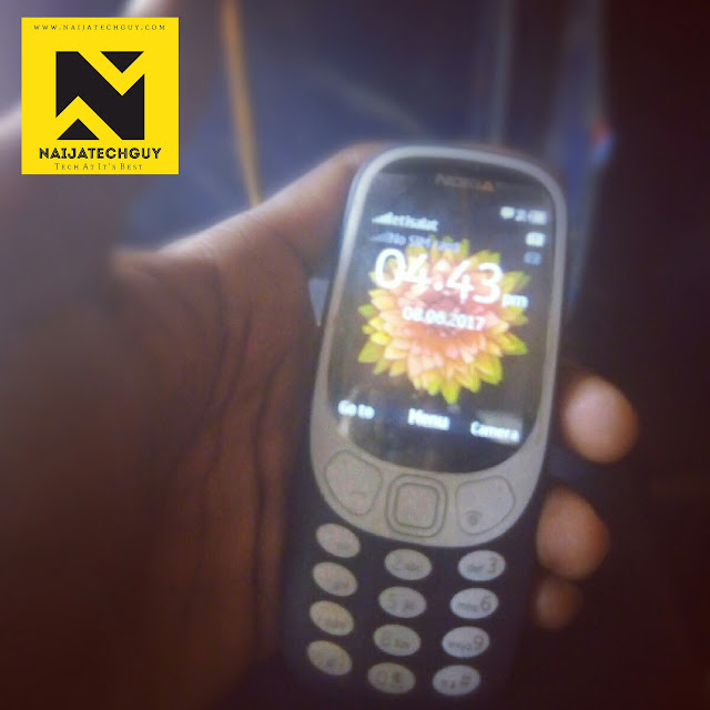 New Nokia 3310 Is Now Available In Nigeria - See Live Photos 3