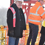 OIC - ENTSIMAGES.COM - Timothy West CBE - President LAMDA at the  VIP 'topping out' of the new LAMDA building in London 20th January 2015 Photo Mobis Photos/OIC 0203 174 1069