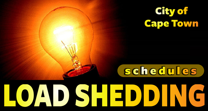 Load Shedding Cape Town Schedules