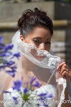 Bruidsreportage (Trouwfotograaf) - Foto van bruid - 071