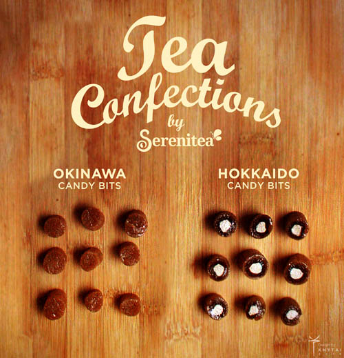 Enjoy a Different Tea Experience with Serenitea's Tea Confections