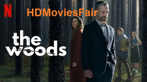 The Woods 2020 banner HDMoviesFair