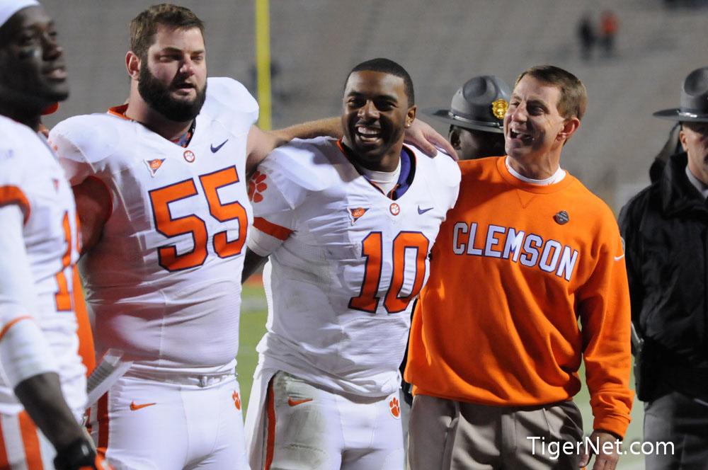 Clemson at Duke Photos - 2012, Dabo Swinney, Duke, Football, Tajh Boyd