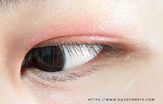 Review BRUNBRUN Paris Lip Cheek Eye Color Civilized