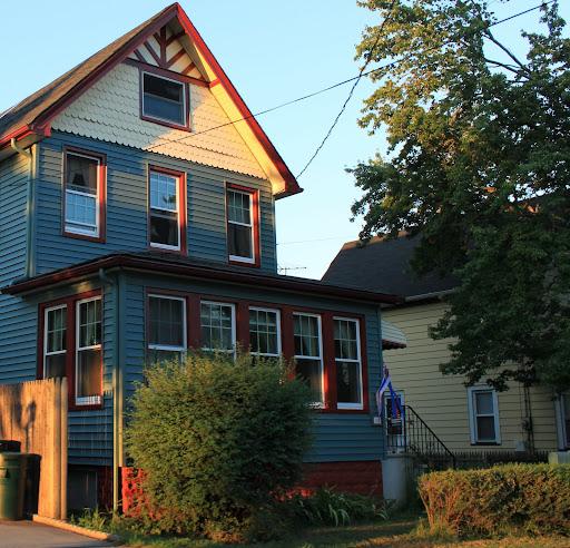 Colonail Home in Travis