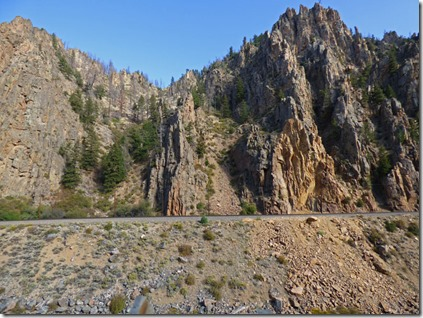 Byers Canyon, Colorado