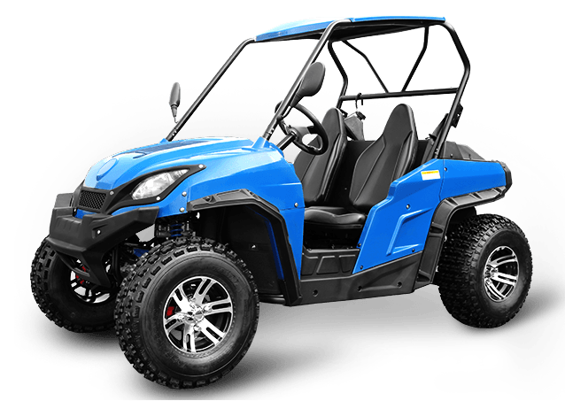 200cc GT UTV 200GT Sports Farm Ute Kids Side by Side Utility Vehicle