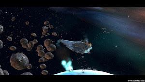 X wing rebel vs imperial fleet