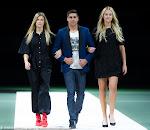 Eugenie Bouchard & Kristina Mladenovic - BNP Paribas Fortis Diamond Games 2015 -DSC_9811.jpg