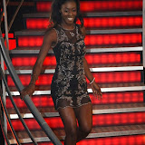 OIC - ENTSIMAGES.COM - Adjoa Mensah at the Big Brother 2015 - second eviction Elstree Studios Borehamwood London 22nd May 2015 Photo Mobis Photos/OIC 0203 174 1069