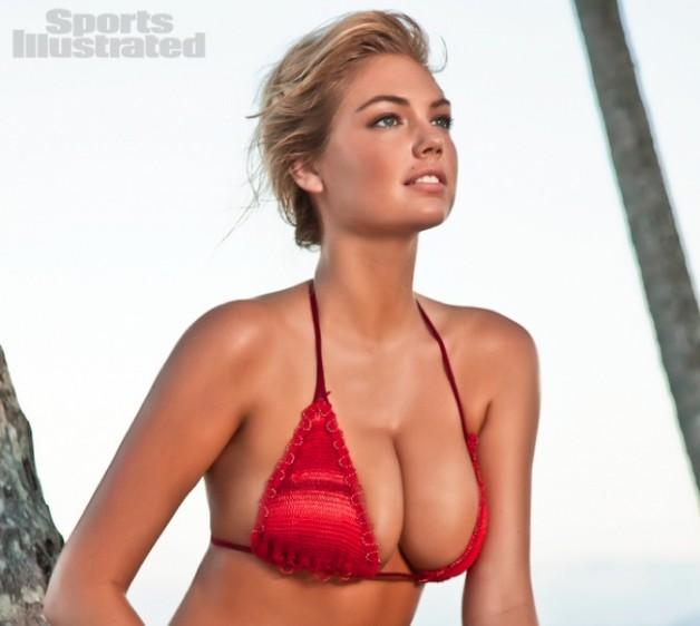 Kate Upton 性感比基尼寫真 個人資料 三圍 GQ 運動畫刊 Sports Illustrated
