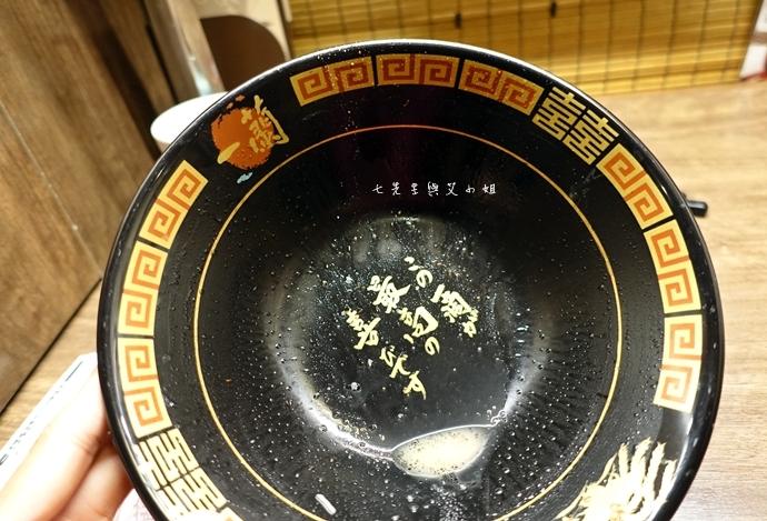 16 日本必吃一蘭拉麵