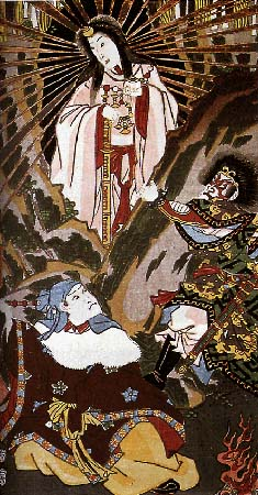 Amaterasu, Gods And Goddesses 2