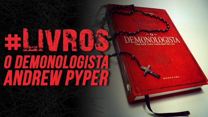 #LIVROS: O Demonologista - Andrew Pyper (DarkSide Books)