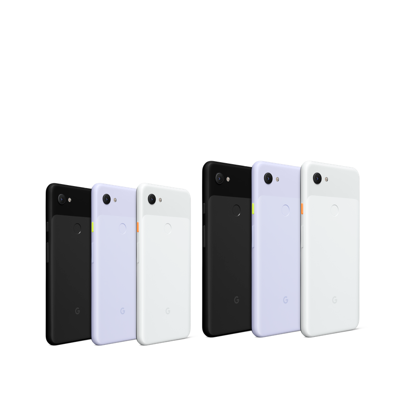 Google Pixel A3 - androidepic.com
