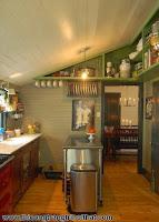 Móc treo - giải pháp thông minh cho nhà bếp nhỏ - Thi công trang trí nội thất