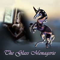 Glass Menagerie event ad