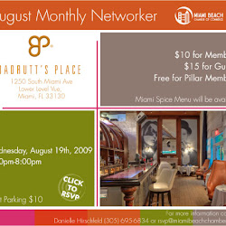 August Networker at Badrutts Places