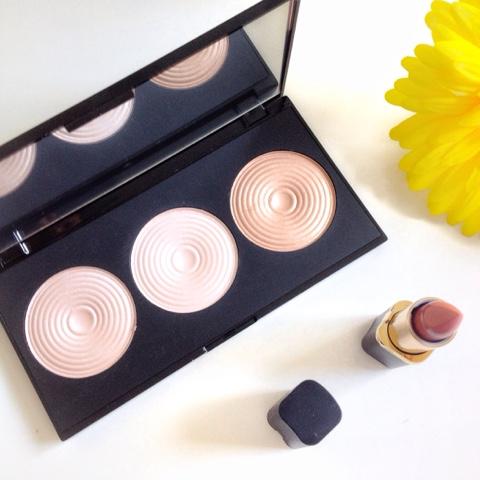 Makeup Revolution Radiance Highlighter Palette