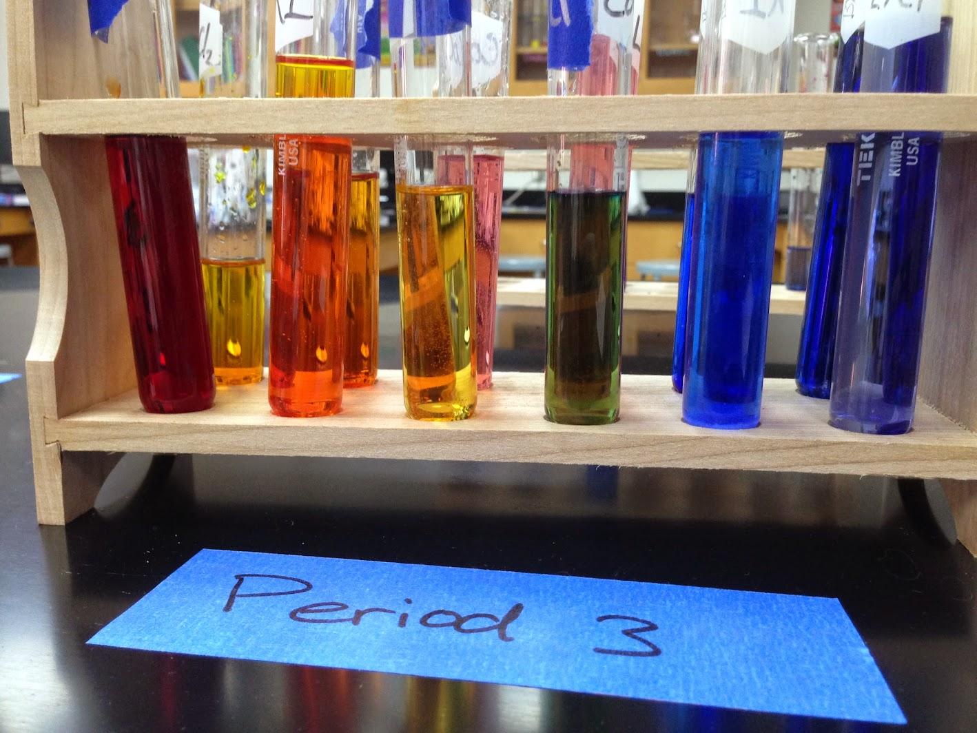 The Rainbow Lab
