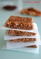 4 Ingredient Energy Bar