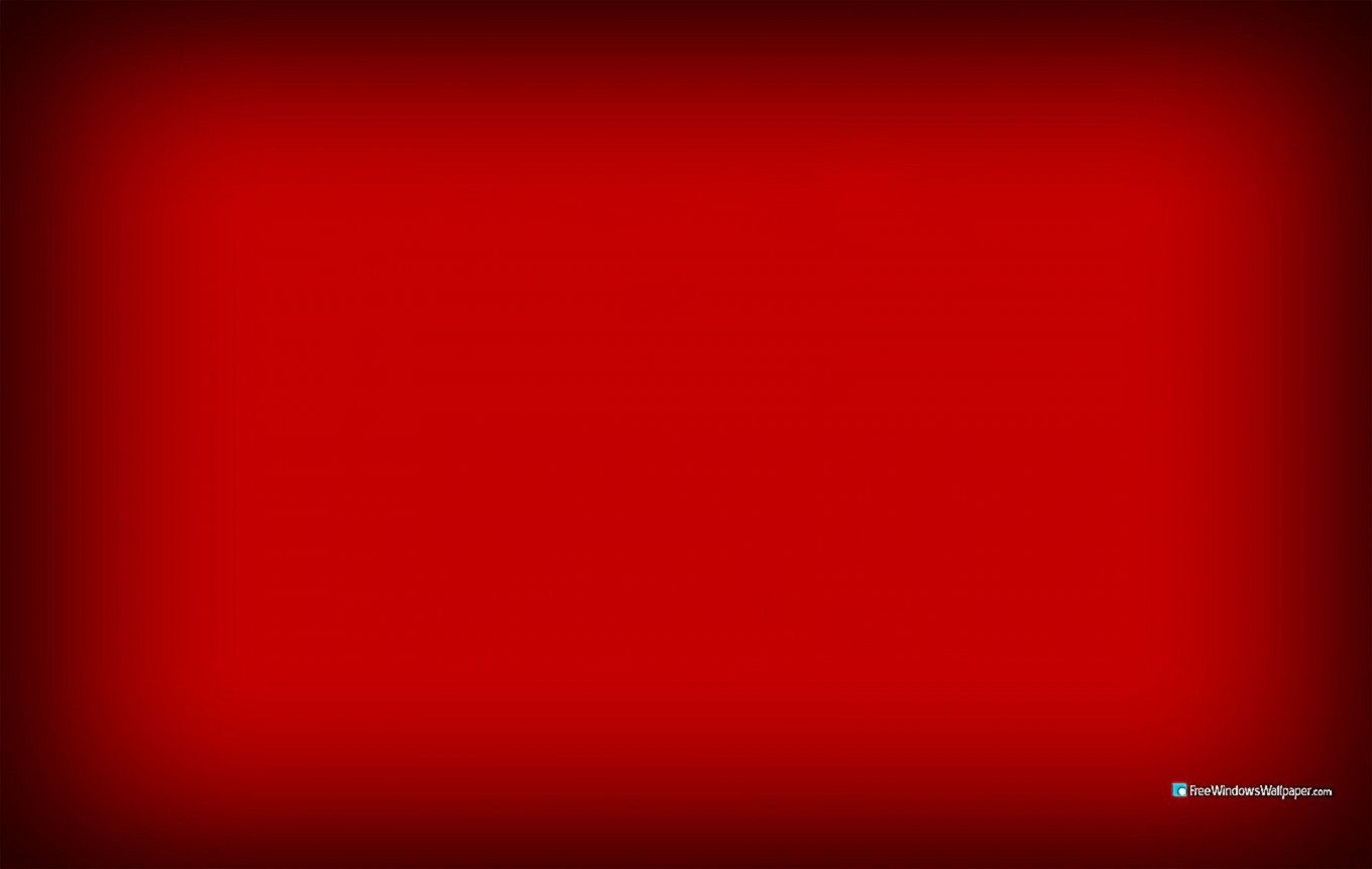 Free Plain Bright Red Background