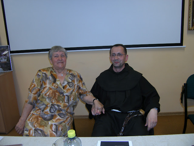 Spotkanie z autorem książek o św. Janie z Dukli i św. Janie Pawle II – Jadwigą Nowak - P6120113.JPG