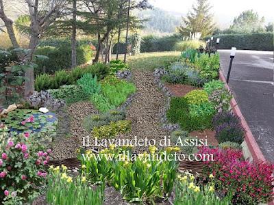 Angoli di giardino e idee per realizzare aiuole foto - Angoli di giardino ...