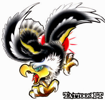 Eagles Tattoos Designs - Tattoos Ideas pag4