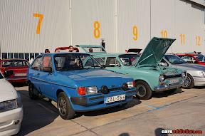 Retro Ford in Malta