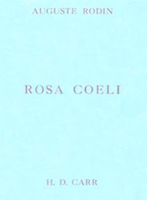 Cover of Aleister Crowley's Book Rosa Coeli