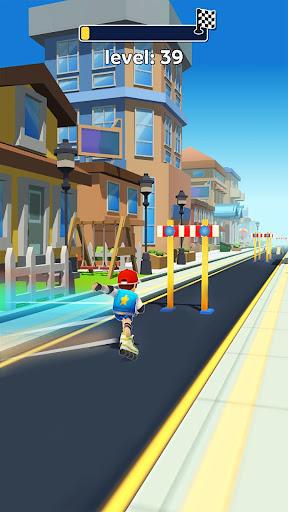 Roller Skating 3D screenshot 5