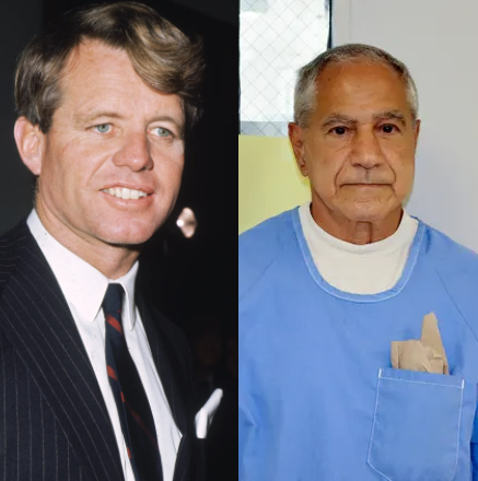 Robert F Kennedy's killer to be released from prison after the late senator's sons voted in his favour