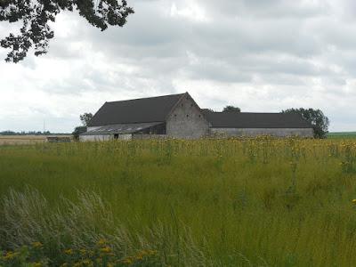 Tongeren, Luikersteenweg, abdijhoeve Beaurepart.