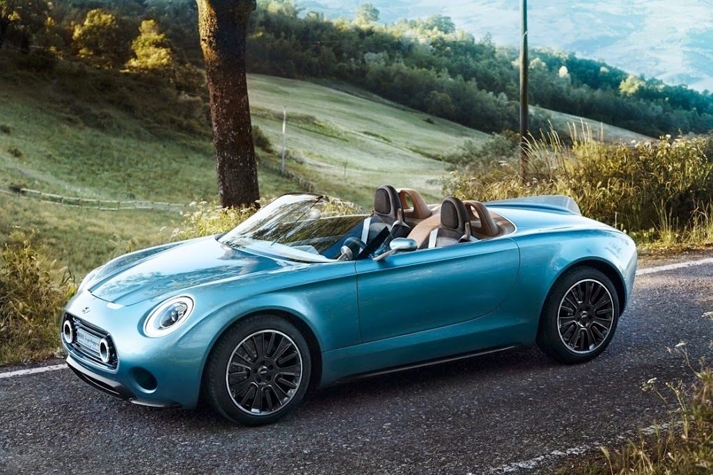 MINI Superleggera Vision Concept 109