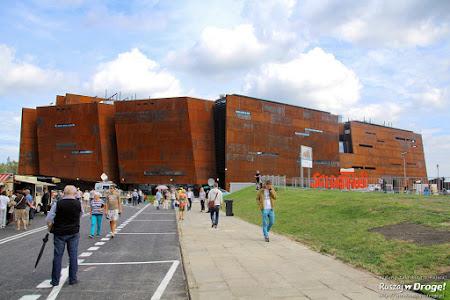 Co warto zobaczyć w Polsce - Europejskie Centrum Solidarności w Gdańsku