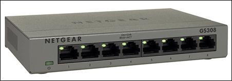 Netgear GS208-100UKS