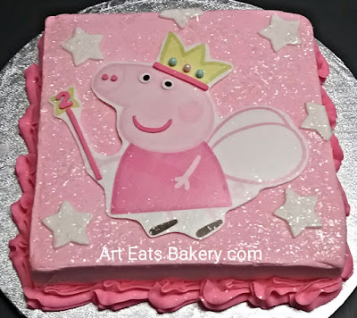 Specialty Girls Birthday Cake Art Eats Bakery Taylors SC