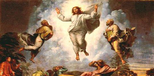 Bài giảng thứ 7 - Chúa Hiển Dung