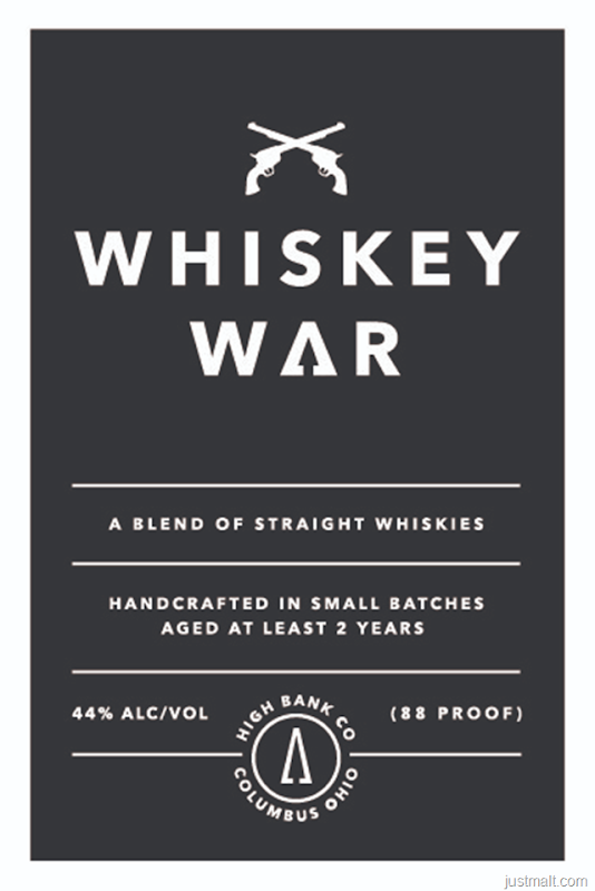 High Bank Distillery - Whiskey War