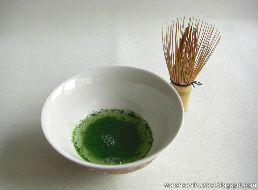 How to froth Matcha?