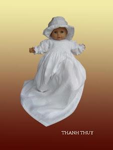 Christening cloth