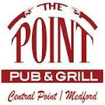 Logo for The Point Pub and Grill Medford