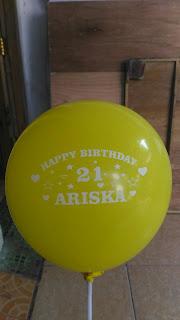 balon ulang tahun (balon print)