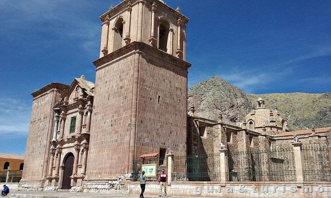 Igreja de Santa Isabel de Pucara
