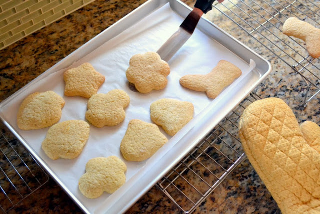 hard boiled egg cookies